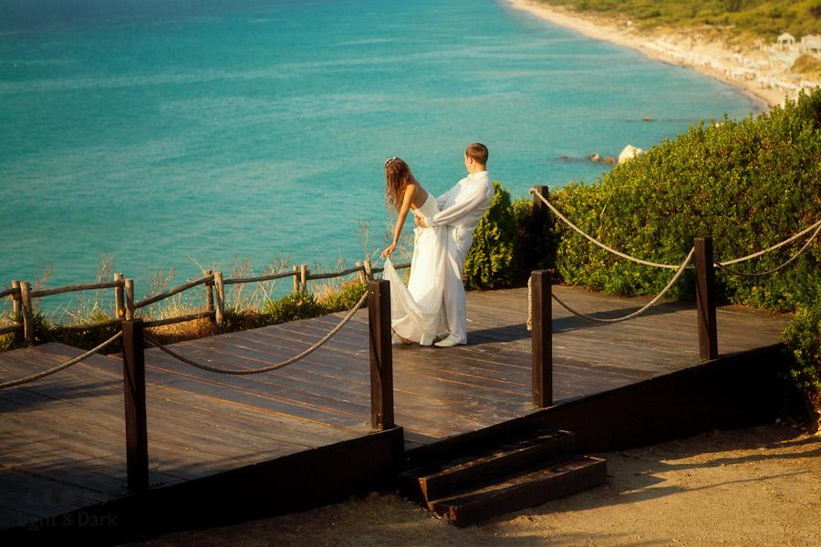 Wedding in Greece photography by Alexander Hadji