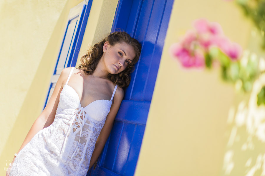 wedding photography in Santorini by Alexander Hadji