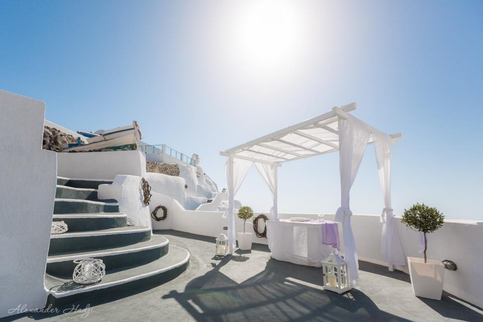 Villa Irini Wedding Venue