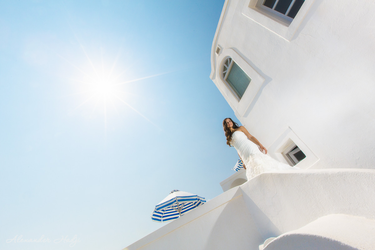 Santorini wedding photographer packages