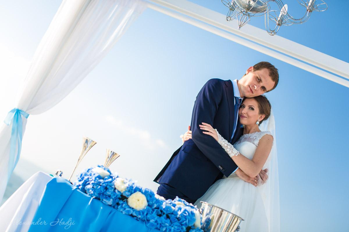 Свадебный фотограф на Санторини