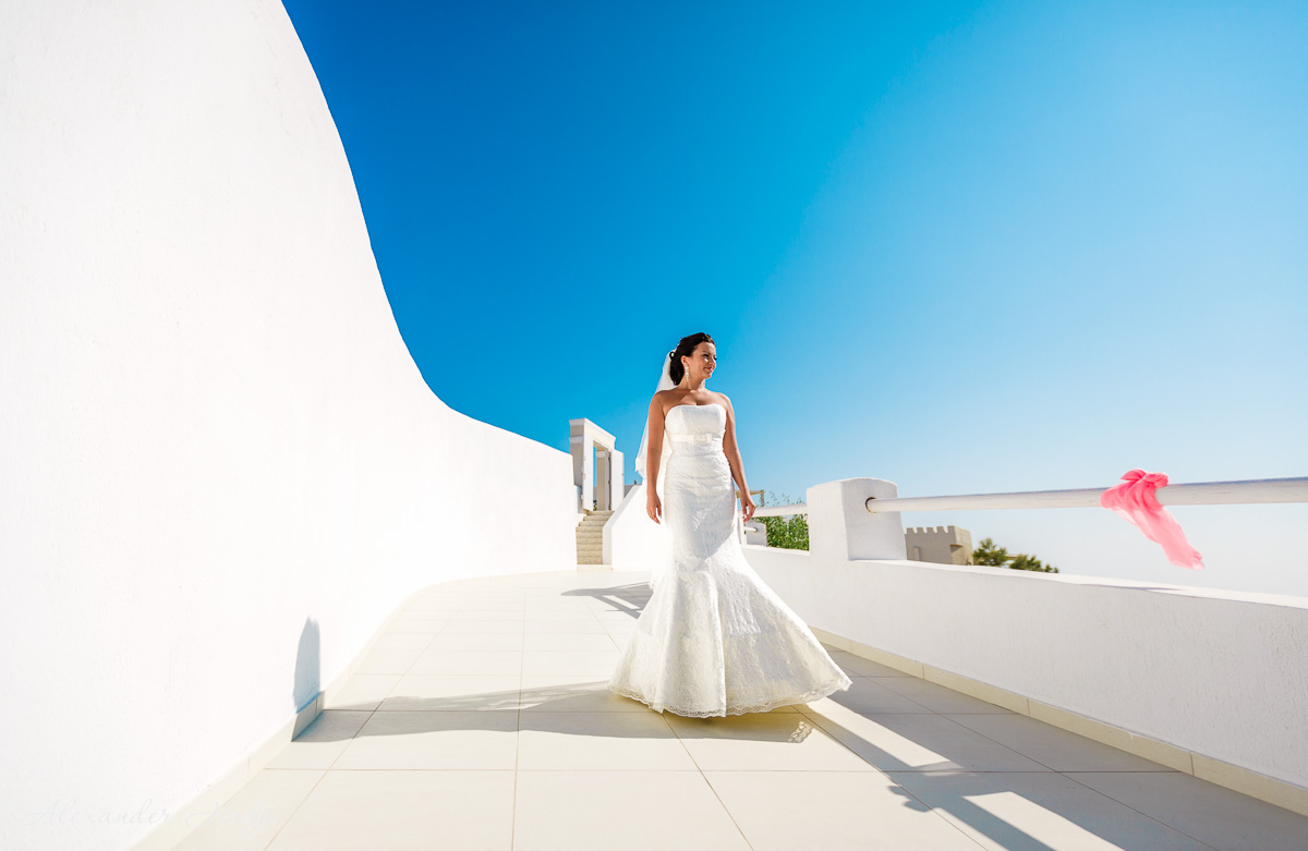 Santorini wedding photography packages