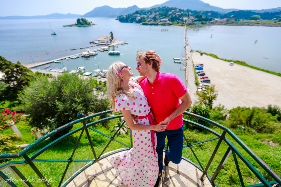 Corfu honeymoon photographer