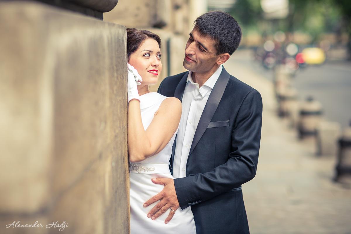 Paris couple photo shoot