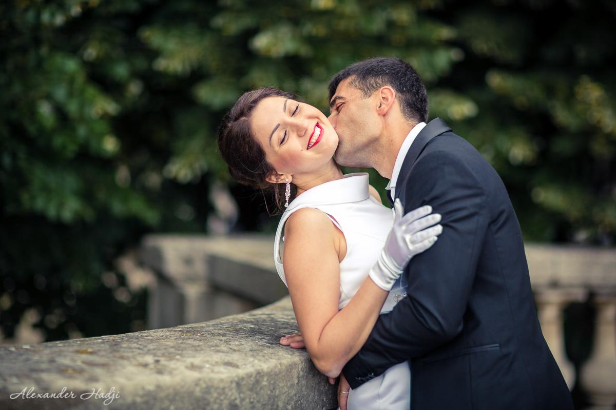 Paris couple photography
