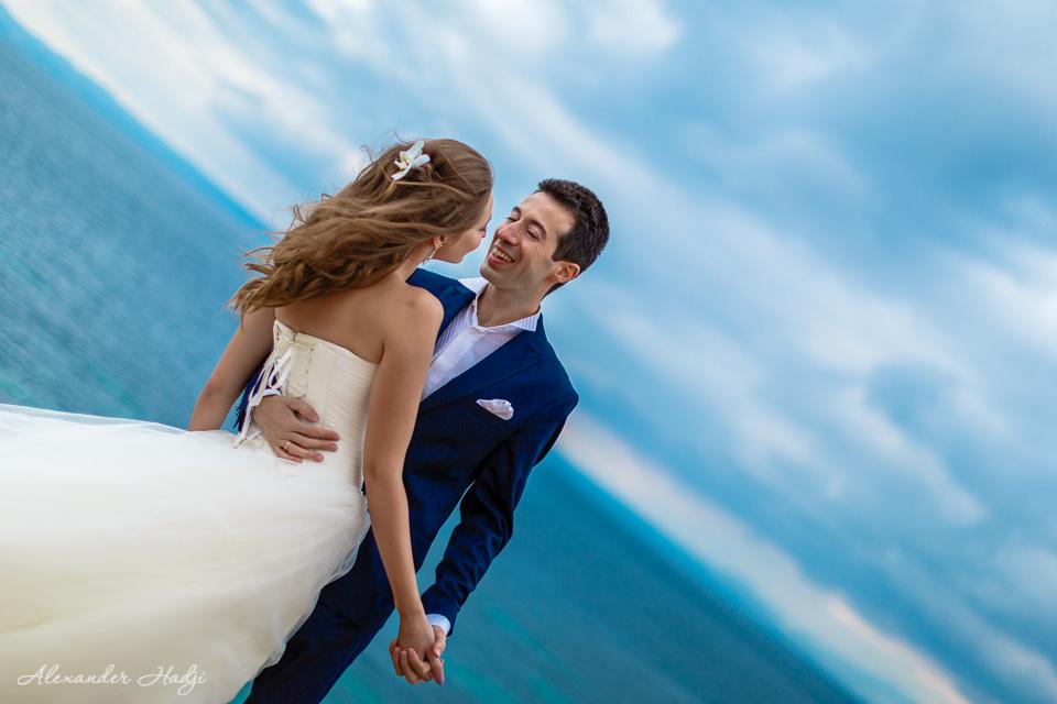 Επαγγελματική φωτογραφία γάμου Θεσσαλονίκη