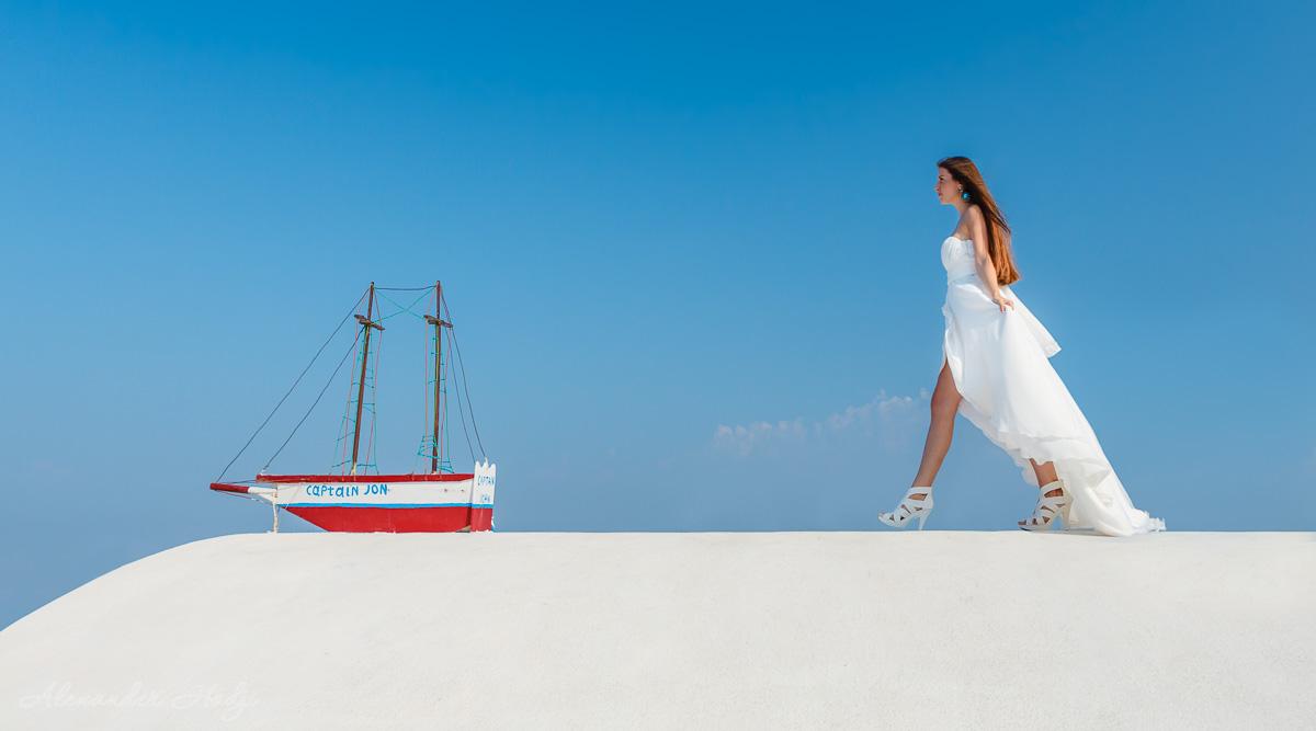 Hochzeitsfotograf Santorini