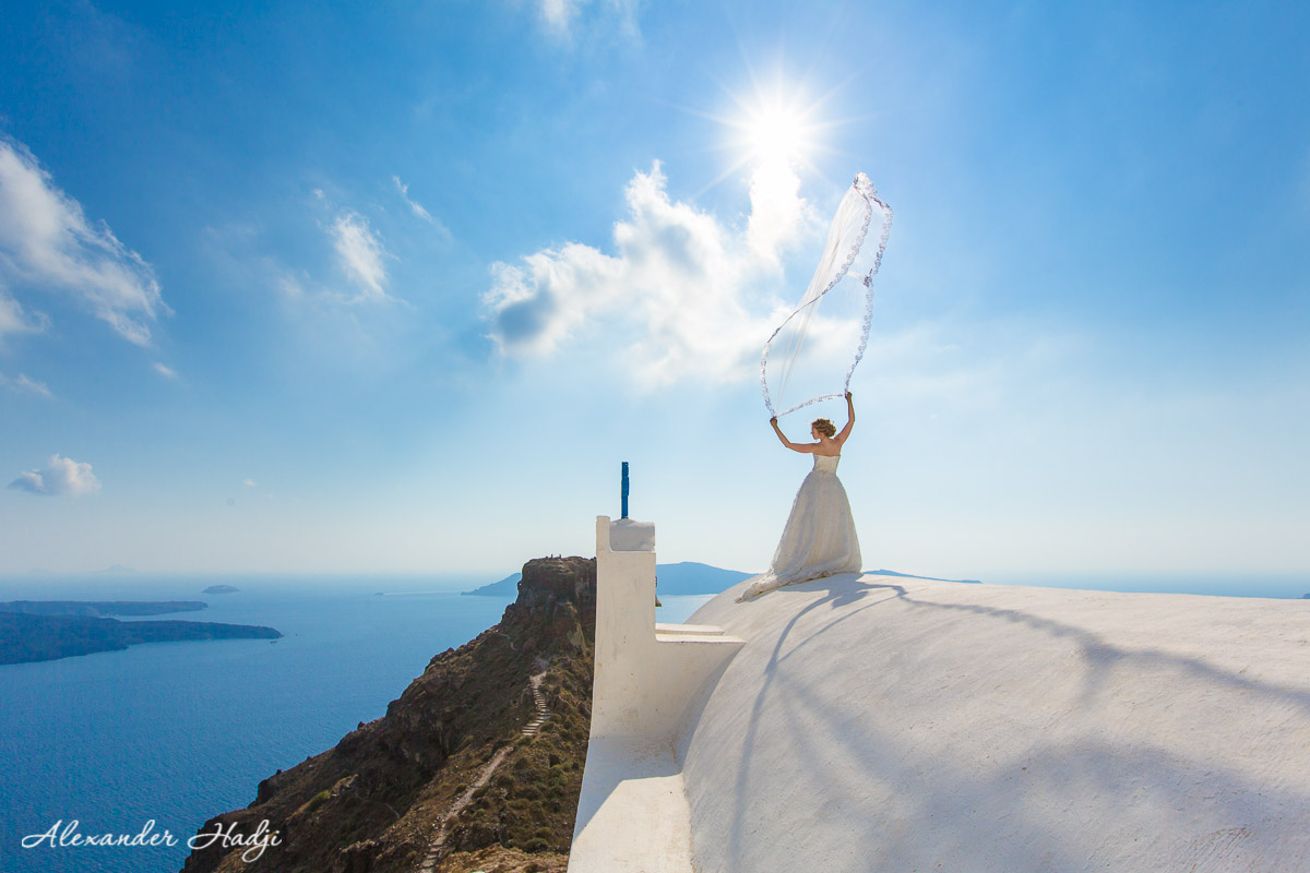 best photographer santorini