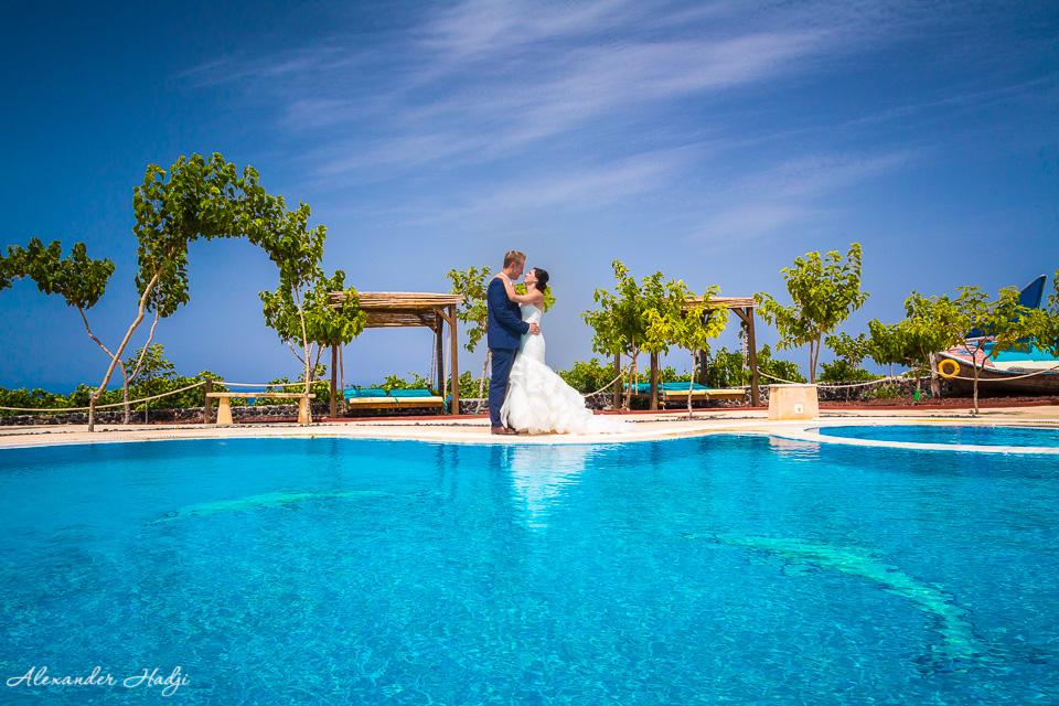 צלם החתונה סנטוריני