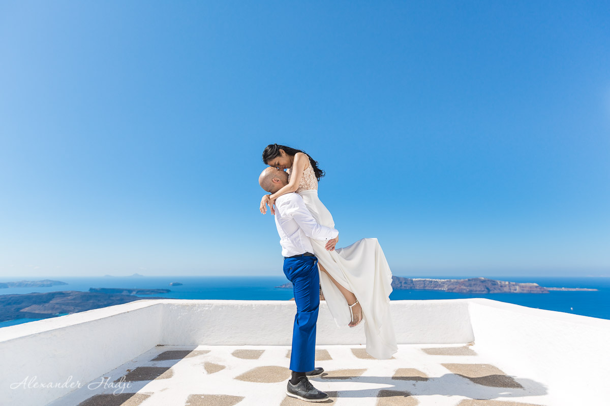Santorini photo shoot FAQs