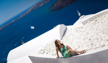 Santorini photographer price